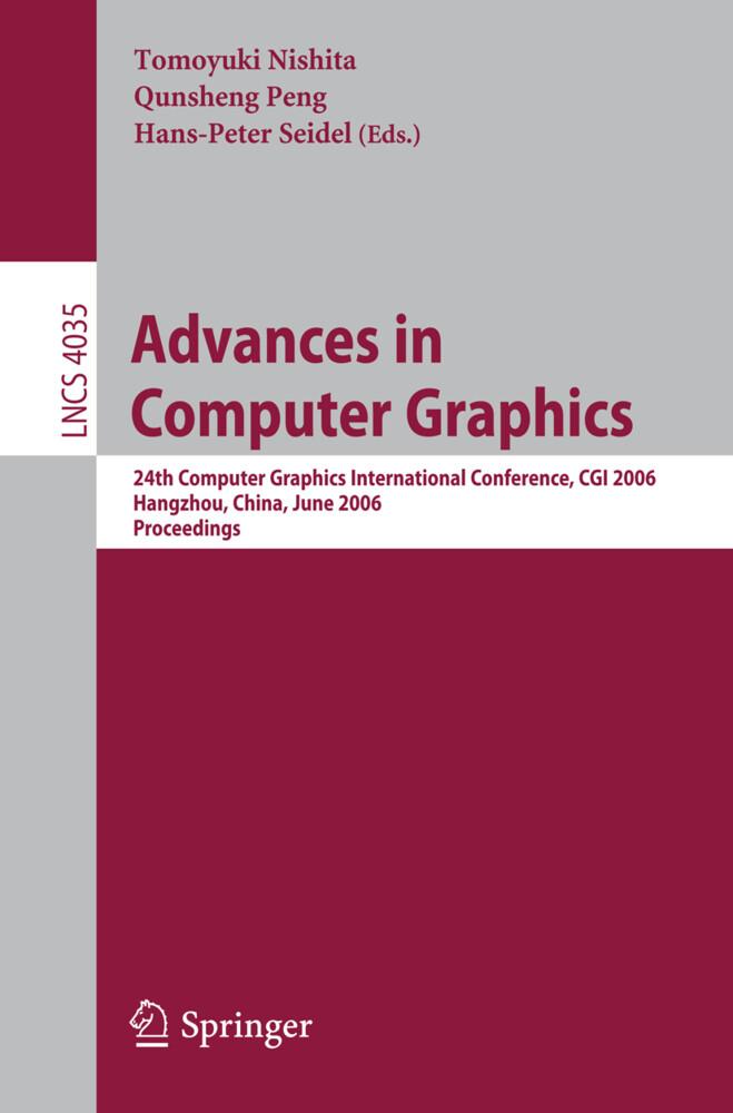 Advances in Computer Graphics als Buch von