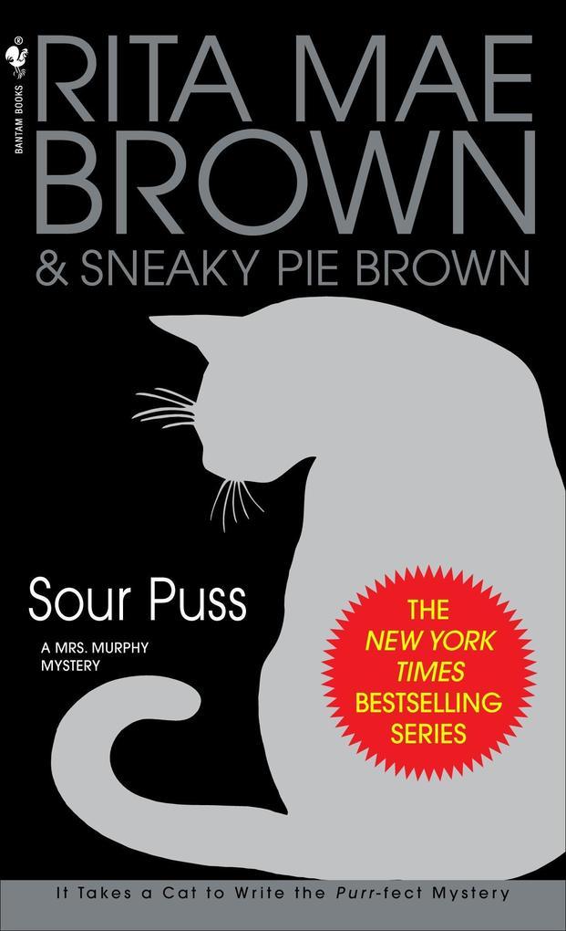 Sour Puss als Taschenbuch