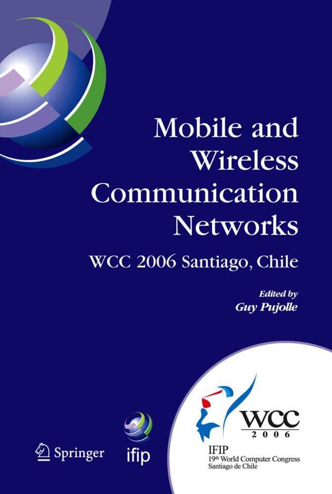 Mobile and Wireless Communication Networks als Buch (gebunden)