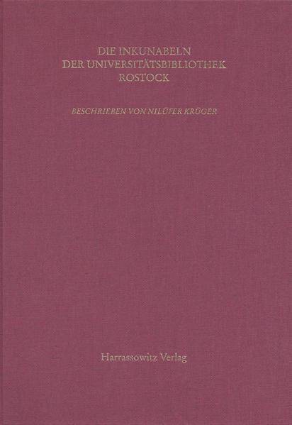 Kataloge der Universitätsbibliothek Rostock / D...