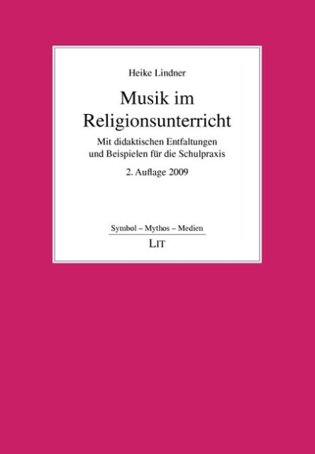 Musik im Religionsunterricht als Buch von Heike...