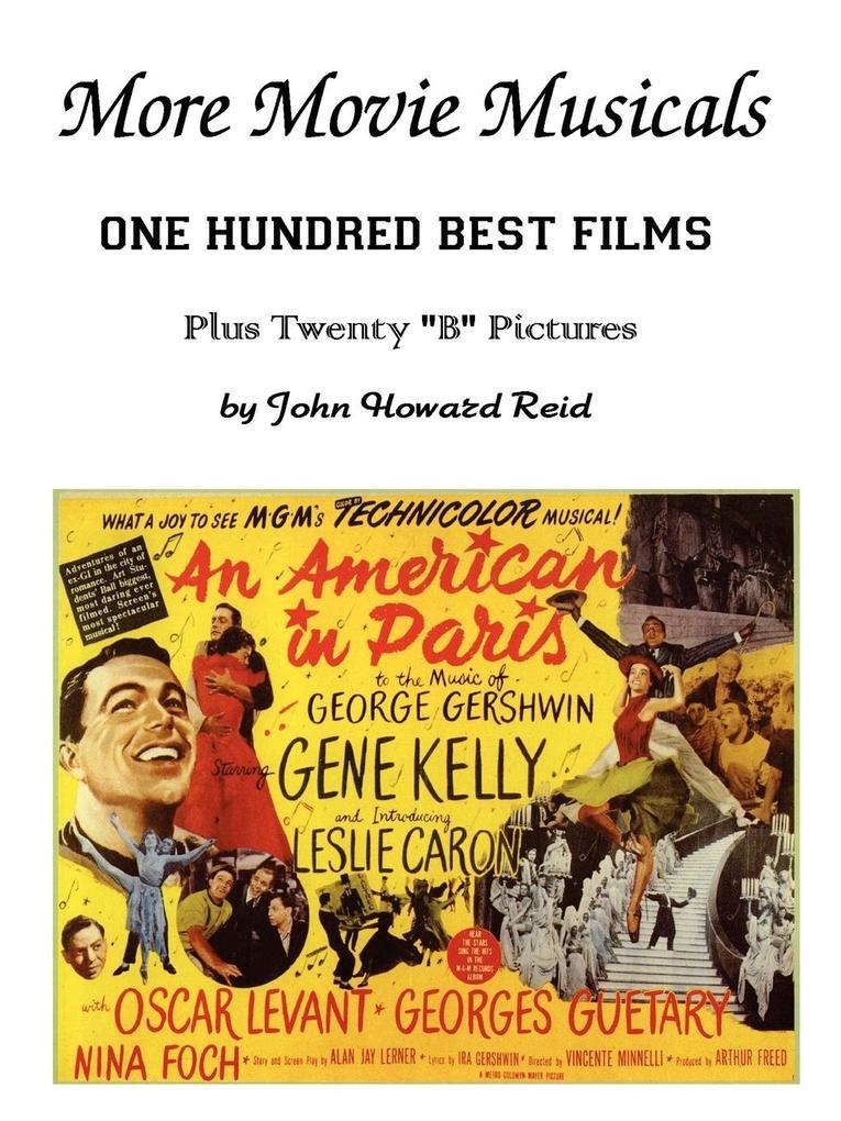 More Movie Musicals als Taschenbuch von John Ho...