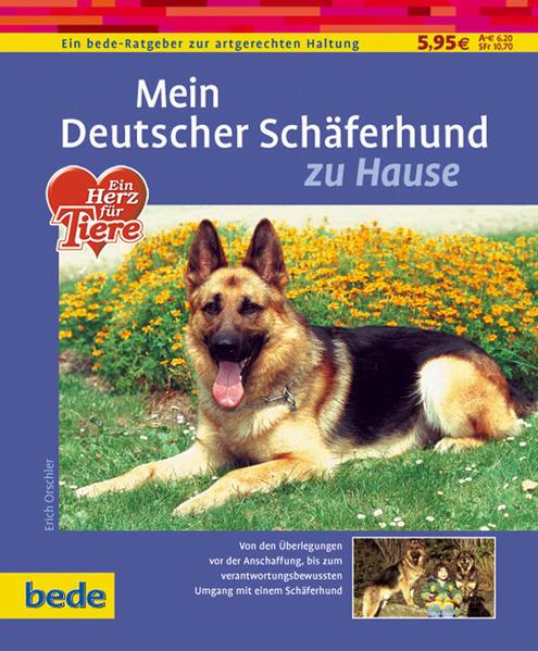 Mein Deutscher Schäferhund zu Hause als Buch vo...