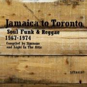 Soul,Funk & Reggae 1967-1974