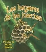 Los Hogares de los Insectos