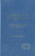 The Unity of the Farewell Discourse: The Literary Integrity of John 13:31-16:33