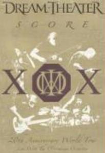 Dream Theater - Score - 20th Anniversary Live Tour