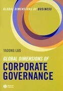 Global Dimensions of Corporate Governance: