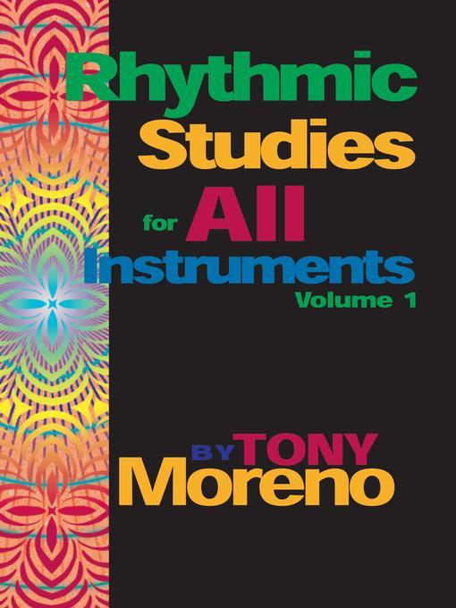 Rhythmic Studies for All Instruments als Buch v...