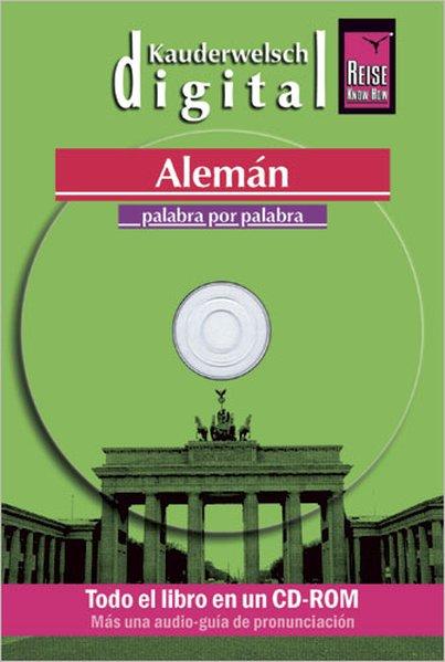 Reise Know-How Kauderwelsch DIGITAL Alemán (Deu...