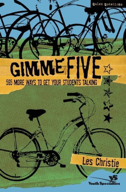 Gimme Five als Taschenbuch von Les Christie