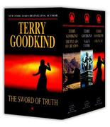 The Sword of Truth Boxed Set III, Books 7-9