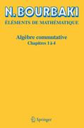Algèbre commutative 1-4
