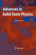 Advances in Solid State Physics. Vol.46