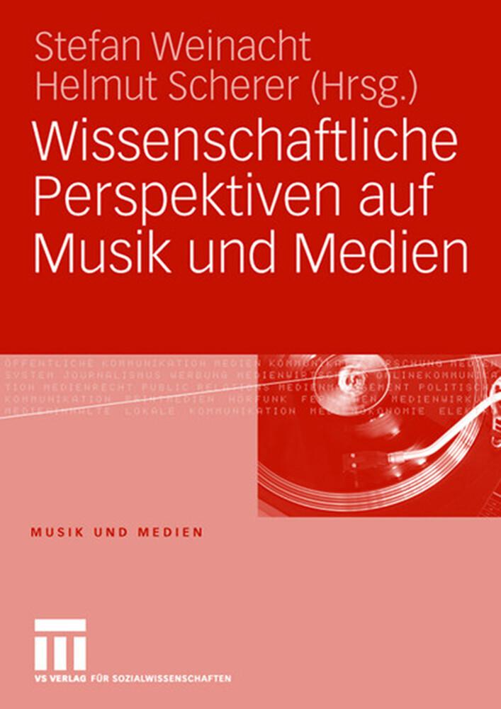 Wissenschaftliche Perspektiven auf Musik und Me...