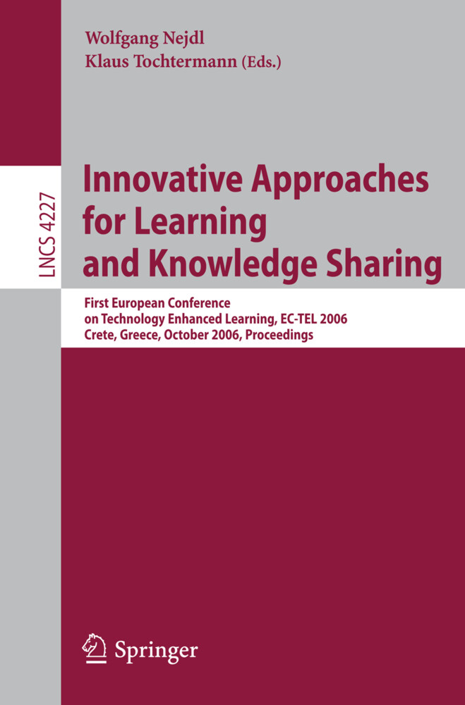 Innovative Approaches for Learning and Knowledg...