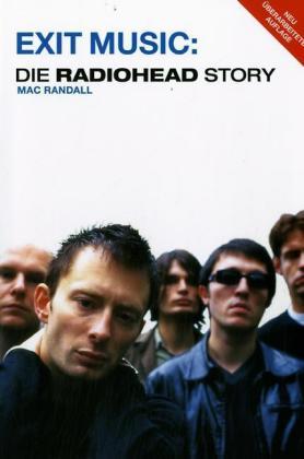 Exit Music: Die Radiohead Story als Buch