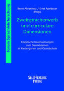 Zweitspracherwerb und curriculare Dimensionen