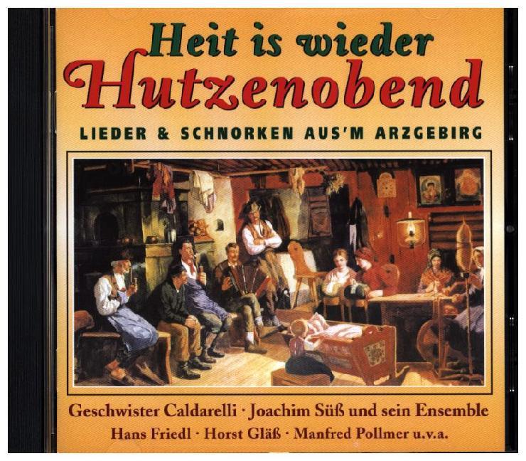 Heit Is Wieder Hutzenobnd