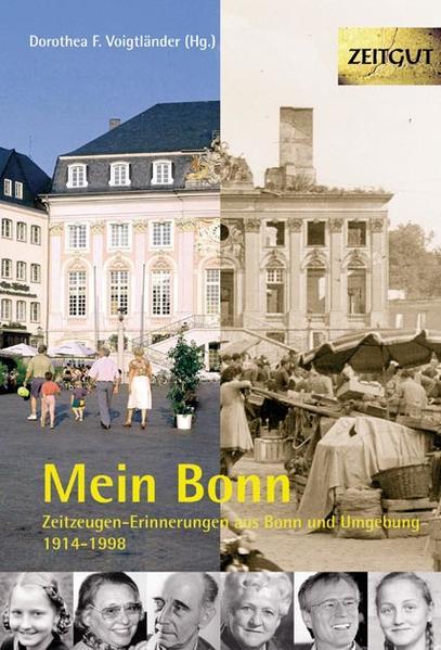 Mein Bonn als Buch von