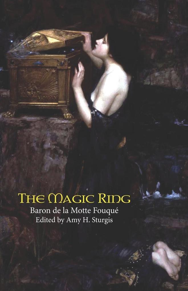 The Magic Ring als Taschenbuch von Friedrich He...