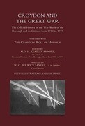 Croydon and the Great War