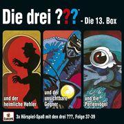 Die drei ??? Box 13. Folgen 37-39 (drei Fragezeichen) 3 CDs