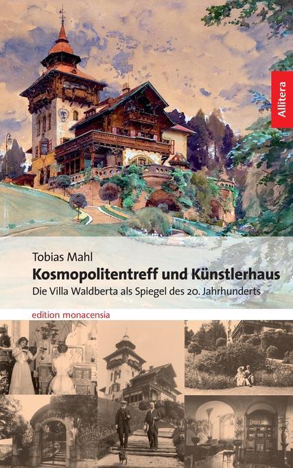 Kosmopolitentreff und Künstlerhaus als Buch von...