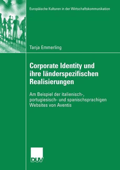 Corporate Identity und ihre länderspezifischen ...