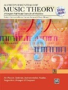 Alfred's Essentials of Music Theory: Complete Self-Study Course, Book & 2 CDs [With 2cds]