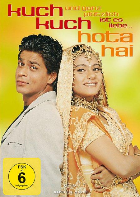 Kuch Kuch Hota Hai - Und ganz plötzlich ist es Liebe (DVD