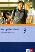 Kompetenztest Mathematik 9./10. Klasse zur Mittleren Reife