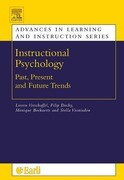 Instructional Psychology: Past, Present, and Future Trends - Sixteen Essays in Honour of Erik de Corte