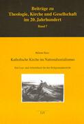Katholische Kirche im Nationalsozialismus