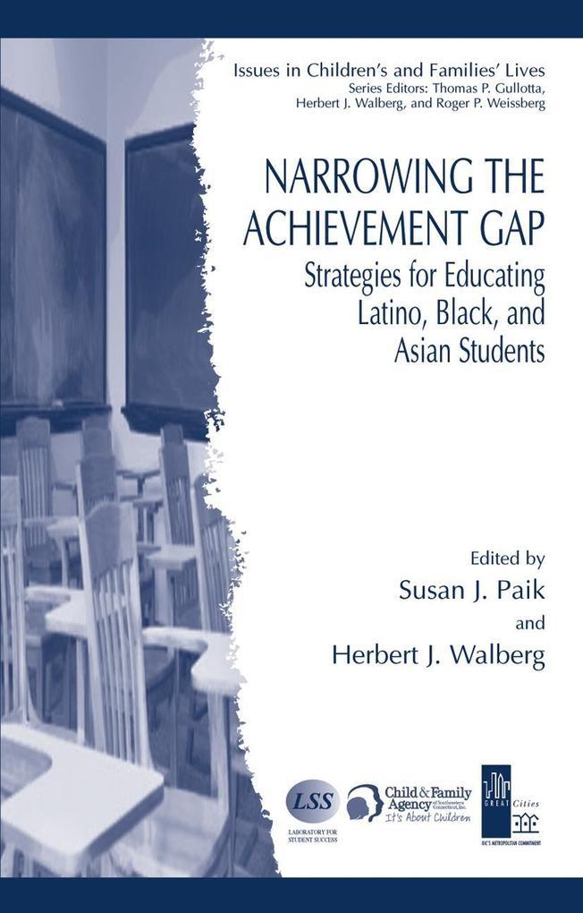 Narrowing the Achievement Gap als Buch von
