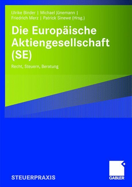 Die Europäische Aktiengesellschaft (SE) als Buc...