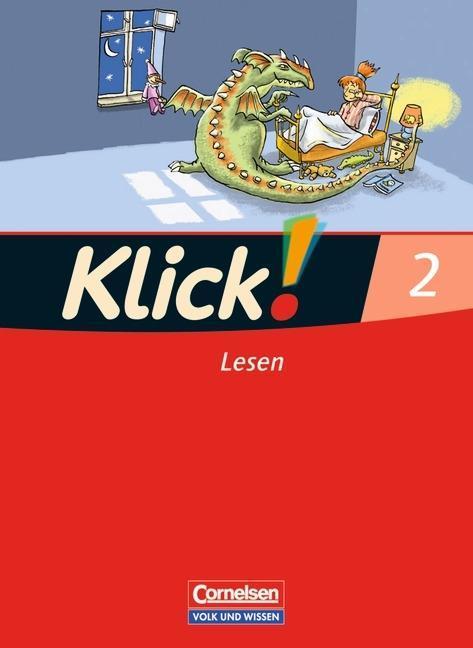 Klick! Erstlesen Lesebuch Teil 2. Östliche Bund...
