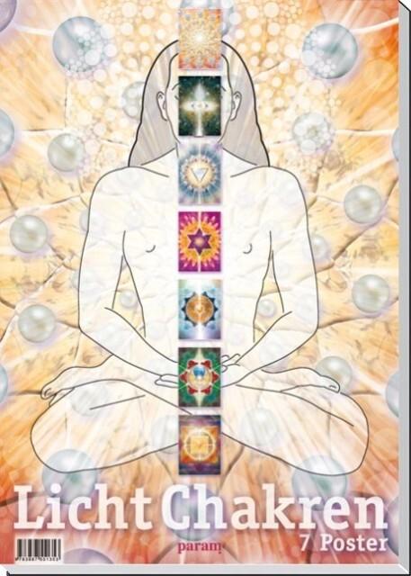LichtChakren, 7 Energie-Poster