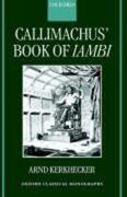 Callimachus' Book of Iambi