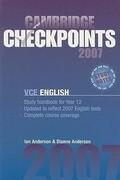 Cambridge Checkpoints: Vce English