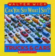 Can You See What I See?: Trucks and Cars: Picture Puzzles to Search and Solve