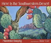 Here Is the Southwestern Desert