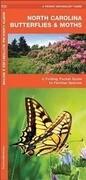 North Carolina Butterflies & Moths: A Folding Pocket Guide to Familiar Species