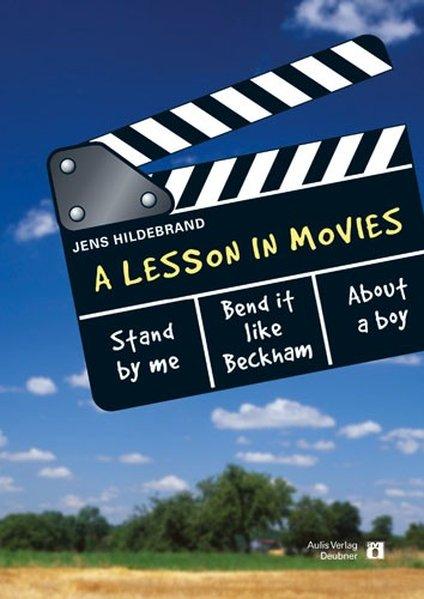 A Lesson in Movies als Buch von Jens Hildebrand