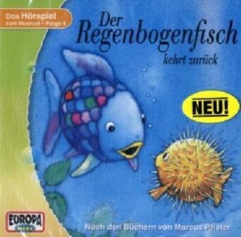 04/kehrt zurück als Hörbuch CD von Der Regenbog...