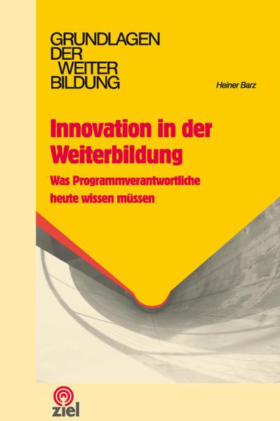 Innovation in der Weiterbildung als Buch von He...