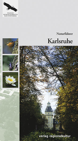 Naturführer Karlsruhe als Buch von