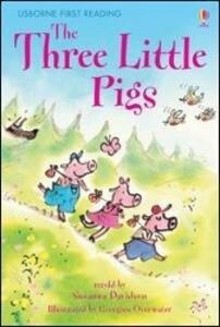 The Three Little Pigs als Buch