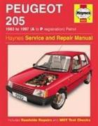 Peugeot 205 Petrol (83 - 97) A To P