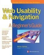 Web Usability & Navigation: A Beginner's Guide
